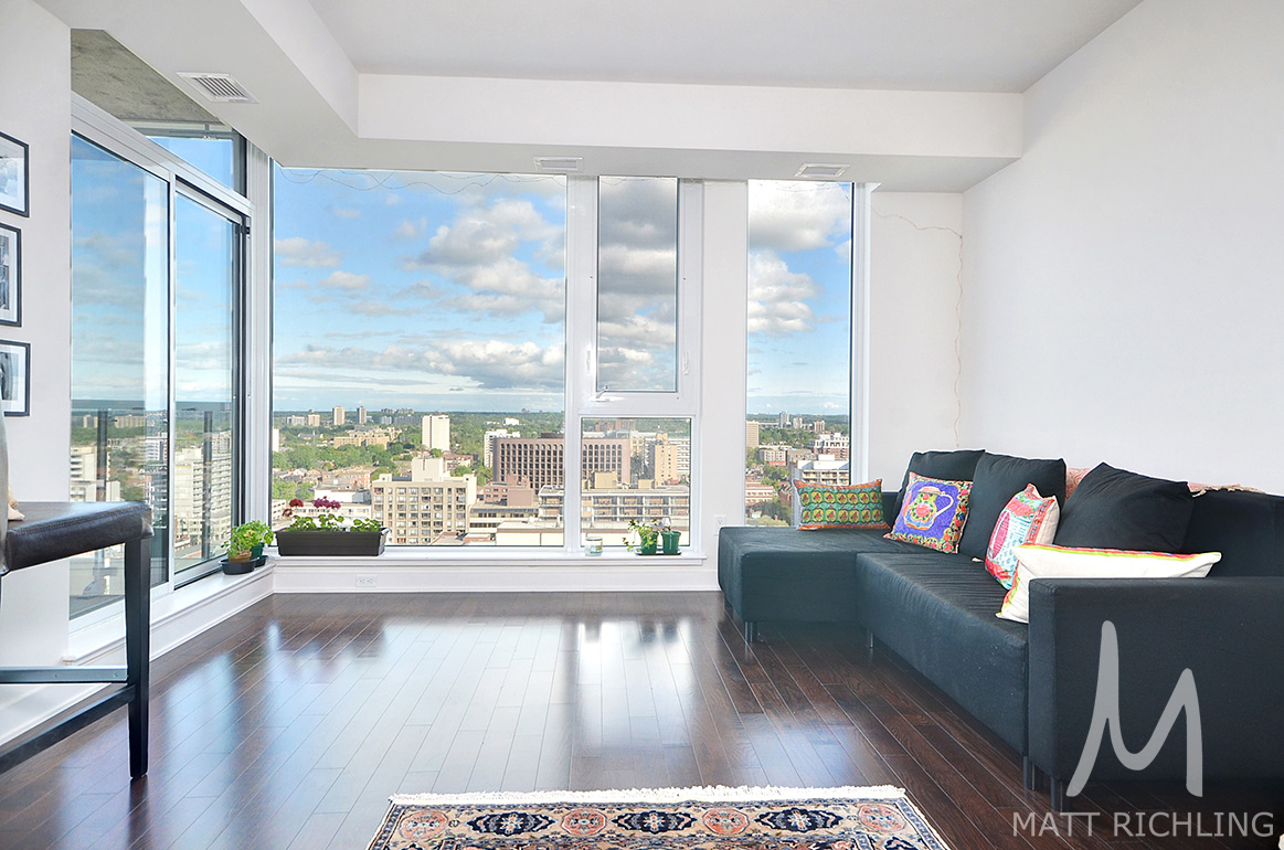 Claridge Tribeca Condo For Sale View