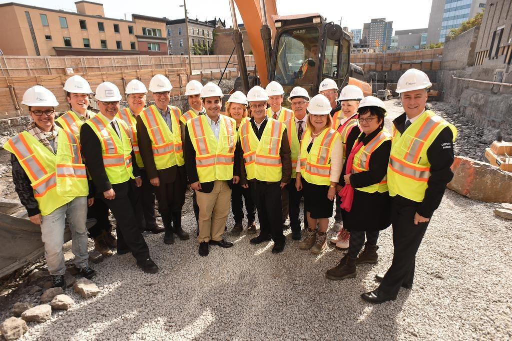 Arthaus Construction Start Ottawa Condos