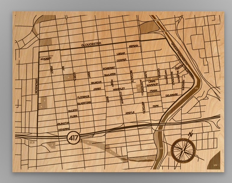 Ottawa Urbanwood - Centretown - by N-Product -  CLICK HERE