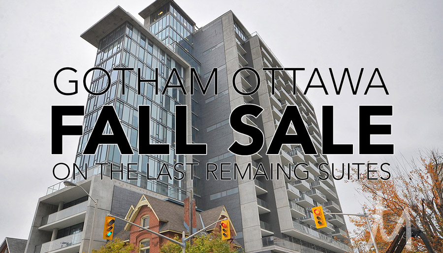 Gotham Condos Fall Sale