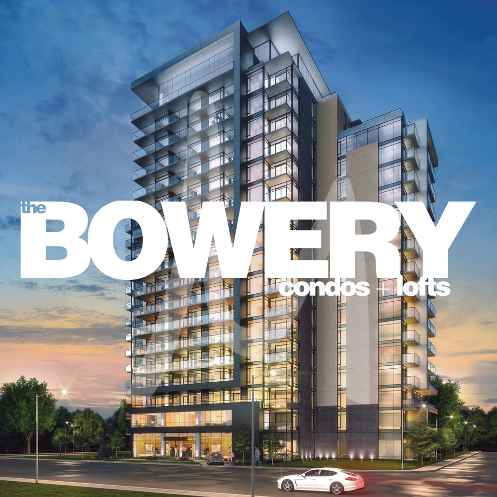 Bowery Ottawa Condos For Sale