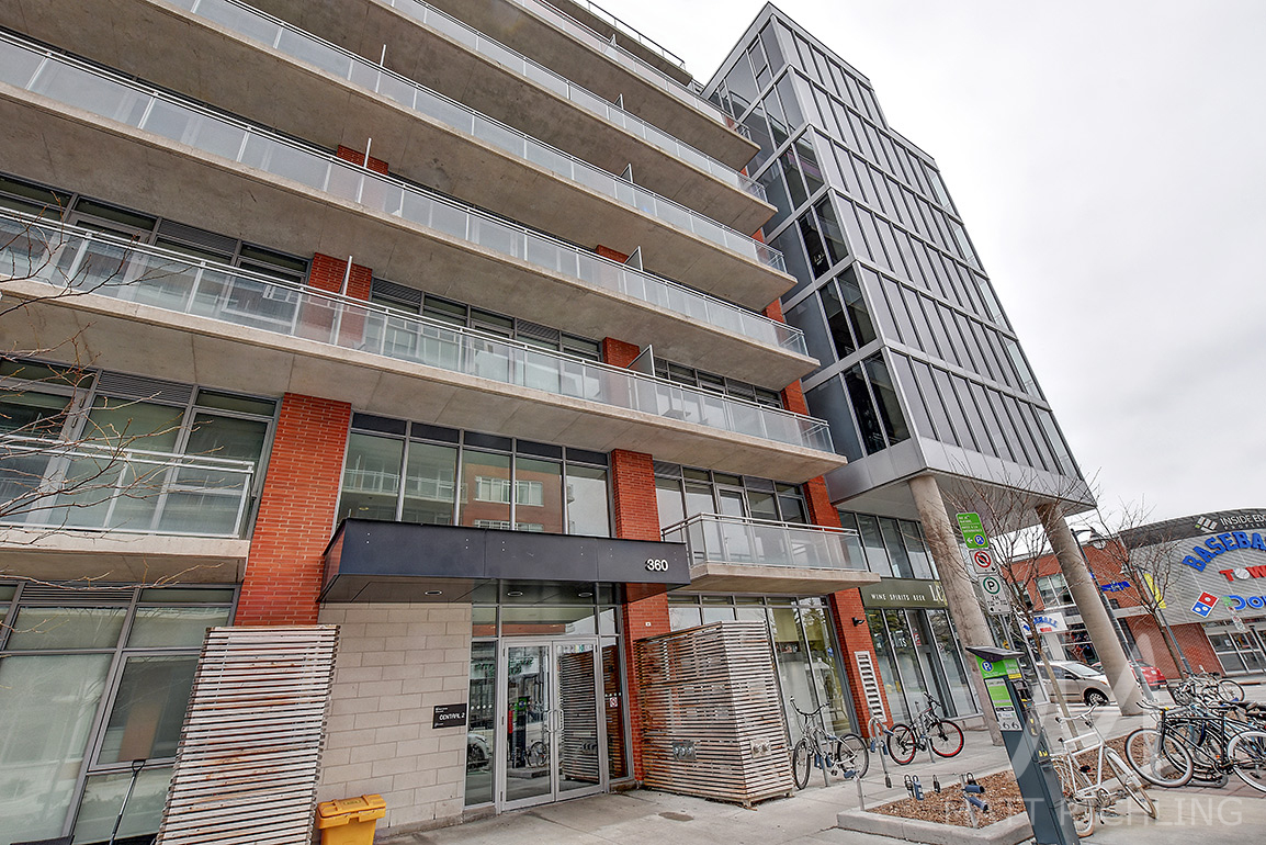 Central Condos Phase Two - 360 Mcleod Street