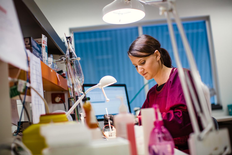 Medicine - Research Lab