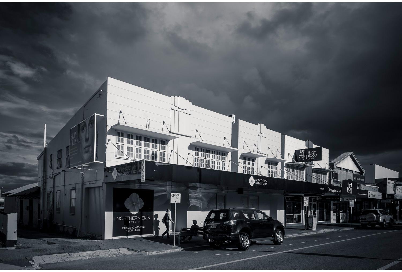 Townsville Architecture