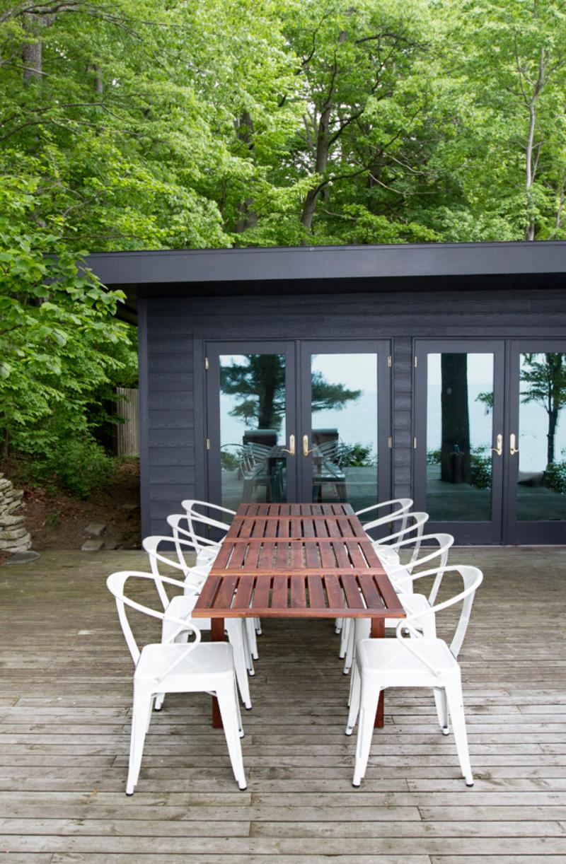 Smitten Studio's  Gorgeous Michigan Cabin