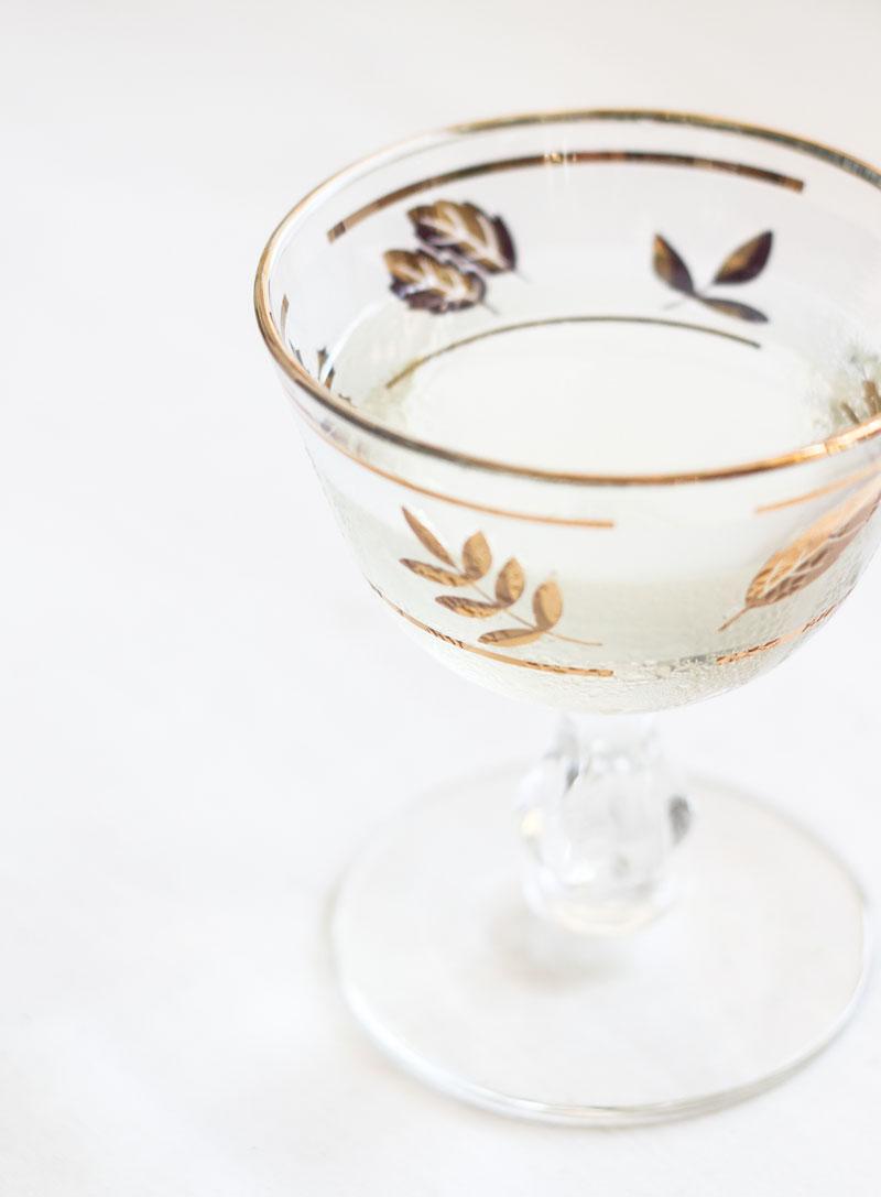 cucumber basil vodka infused martini