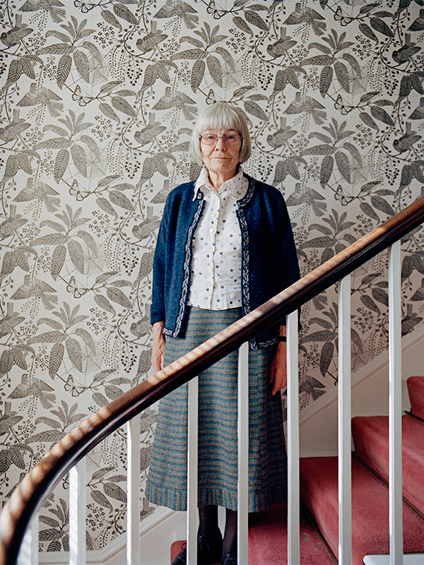 Marthe Armitage Wallpaper Designer
