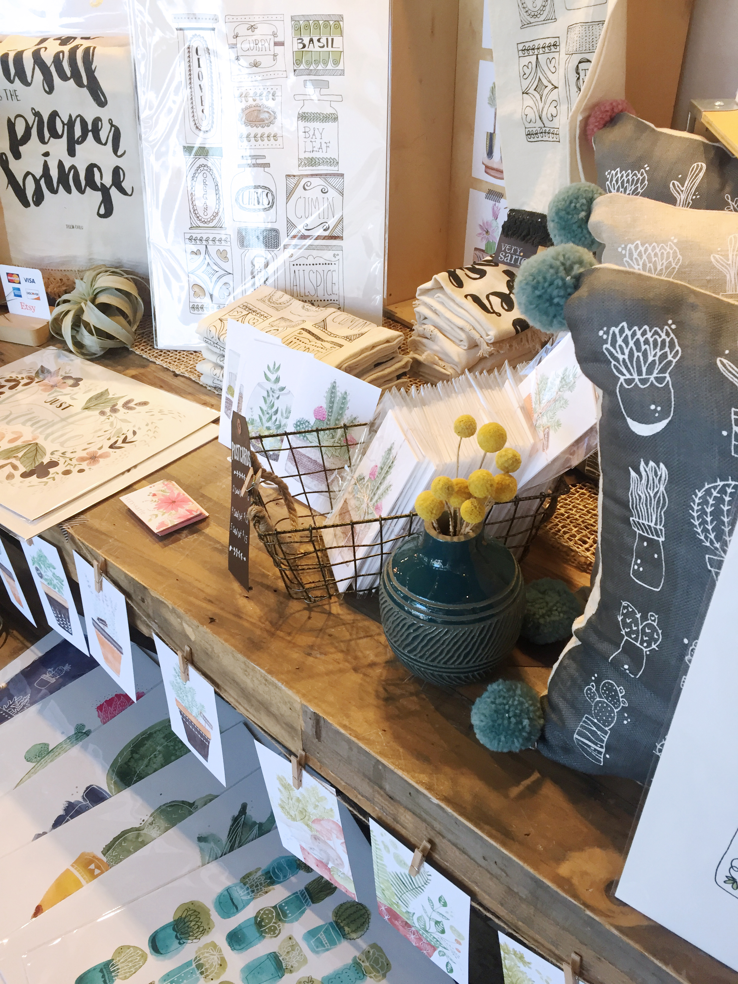 Very Sarie Pop Up Shop At West Elm