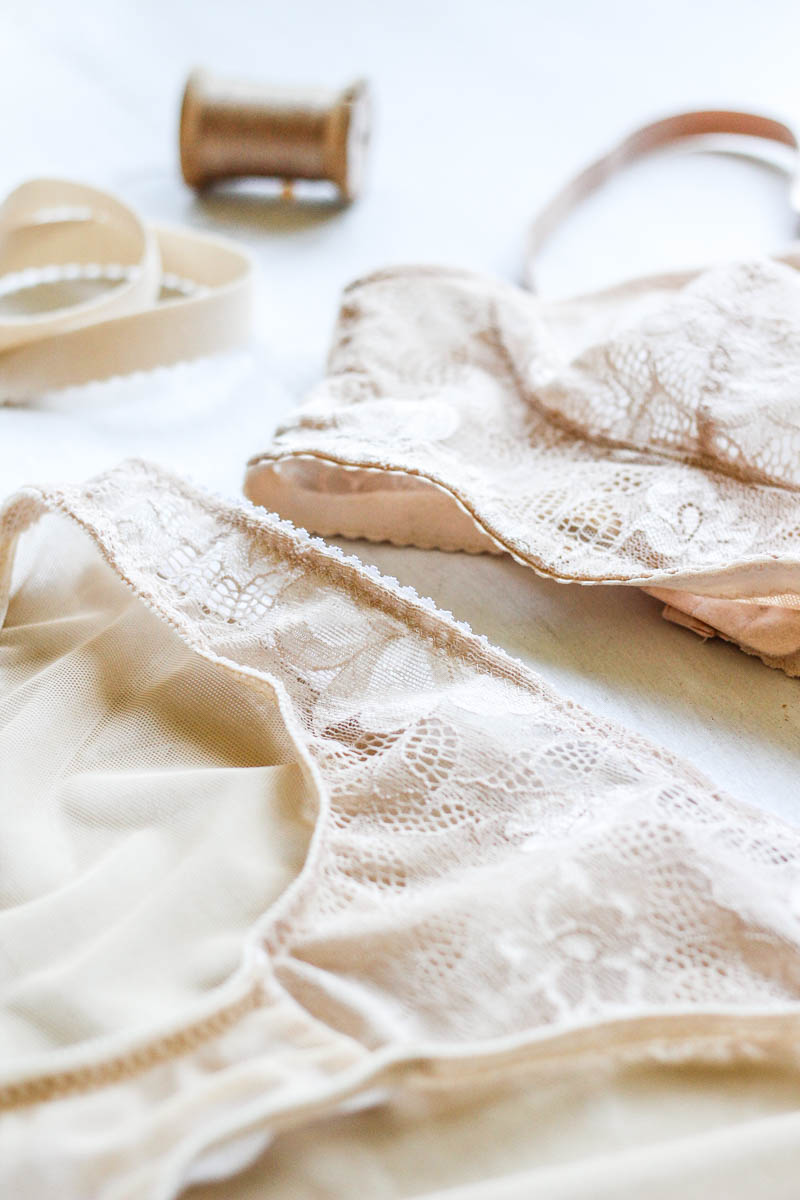 watson bra and panty in lace
