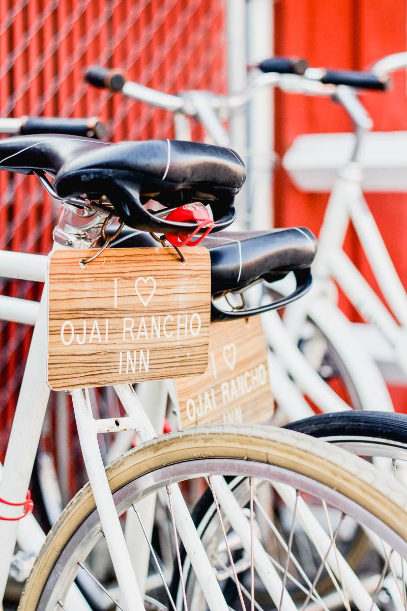 Ojai Rancho Inn Bikes