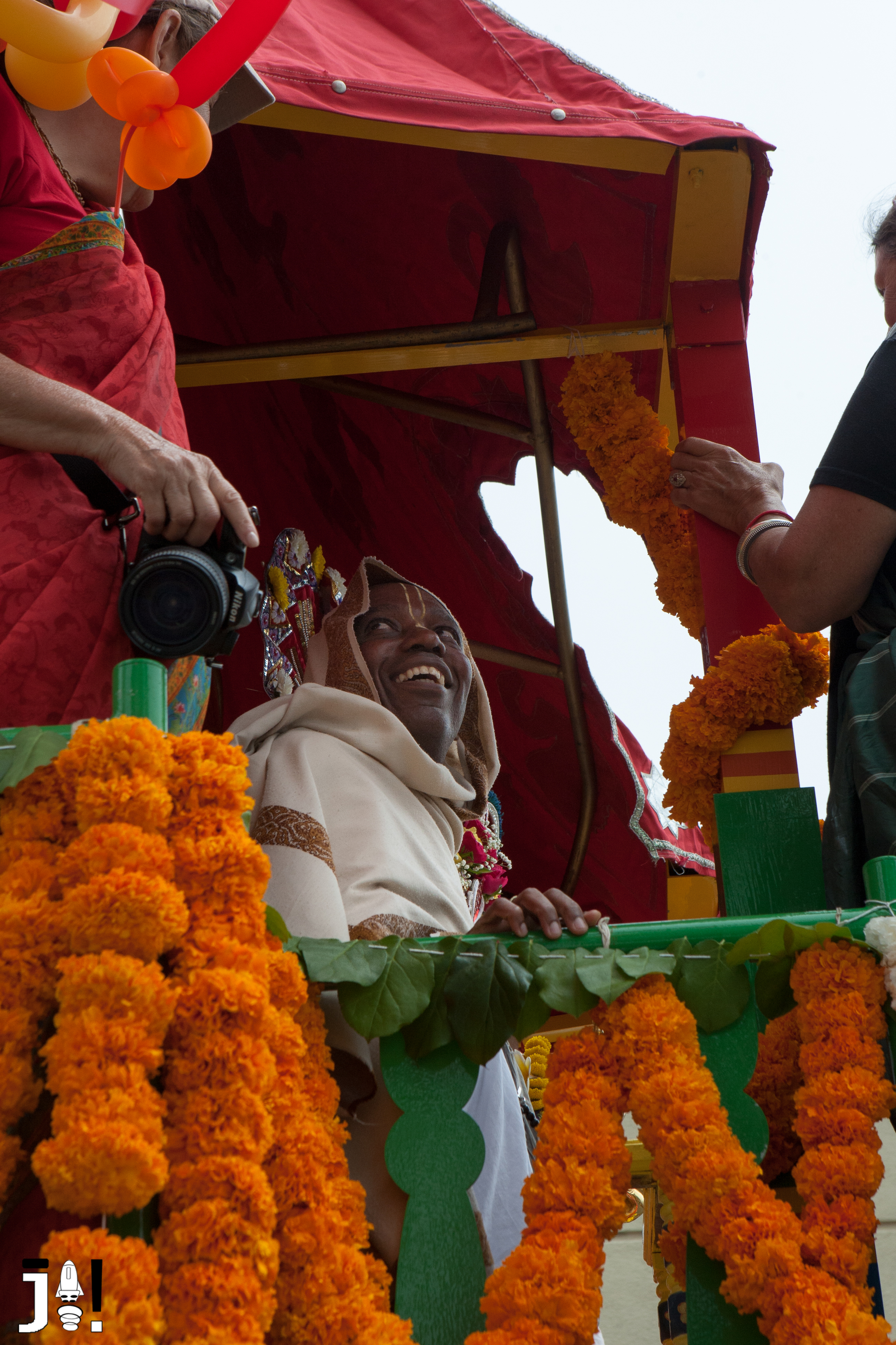 Hari Krishna Parade on Venice Boardwalk-6.jpg