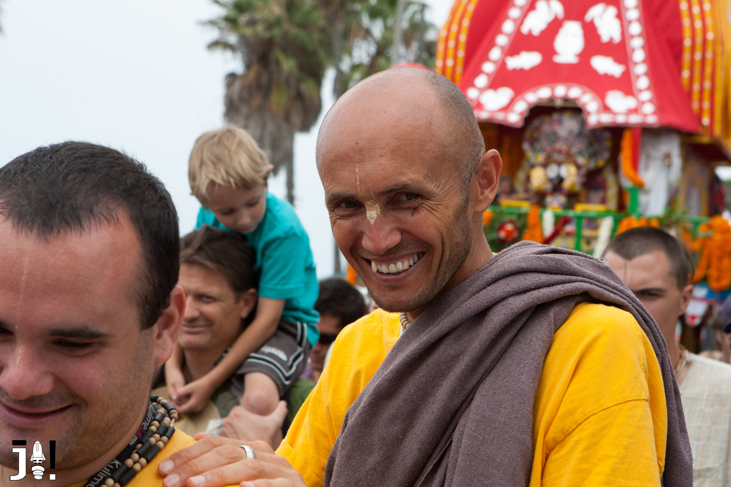 Hari Krishna Parade on Venice Boardwalk-22.jpg