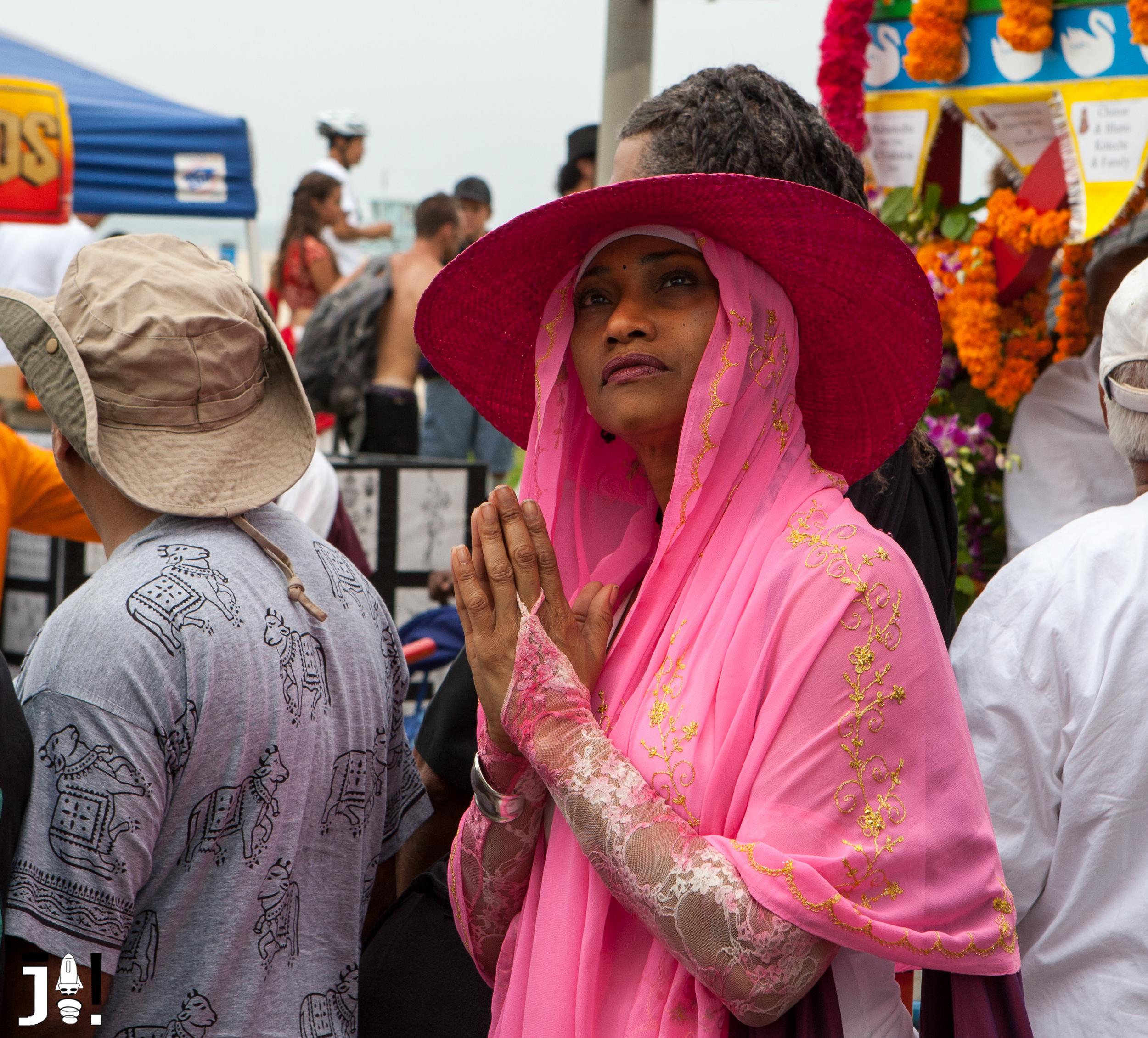Hari Krishna Parade on Venice Boardwalk-32.jpg