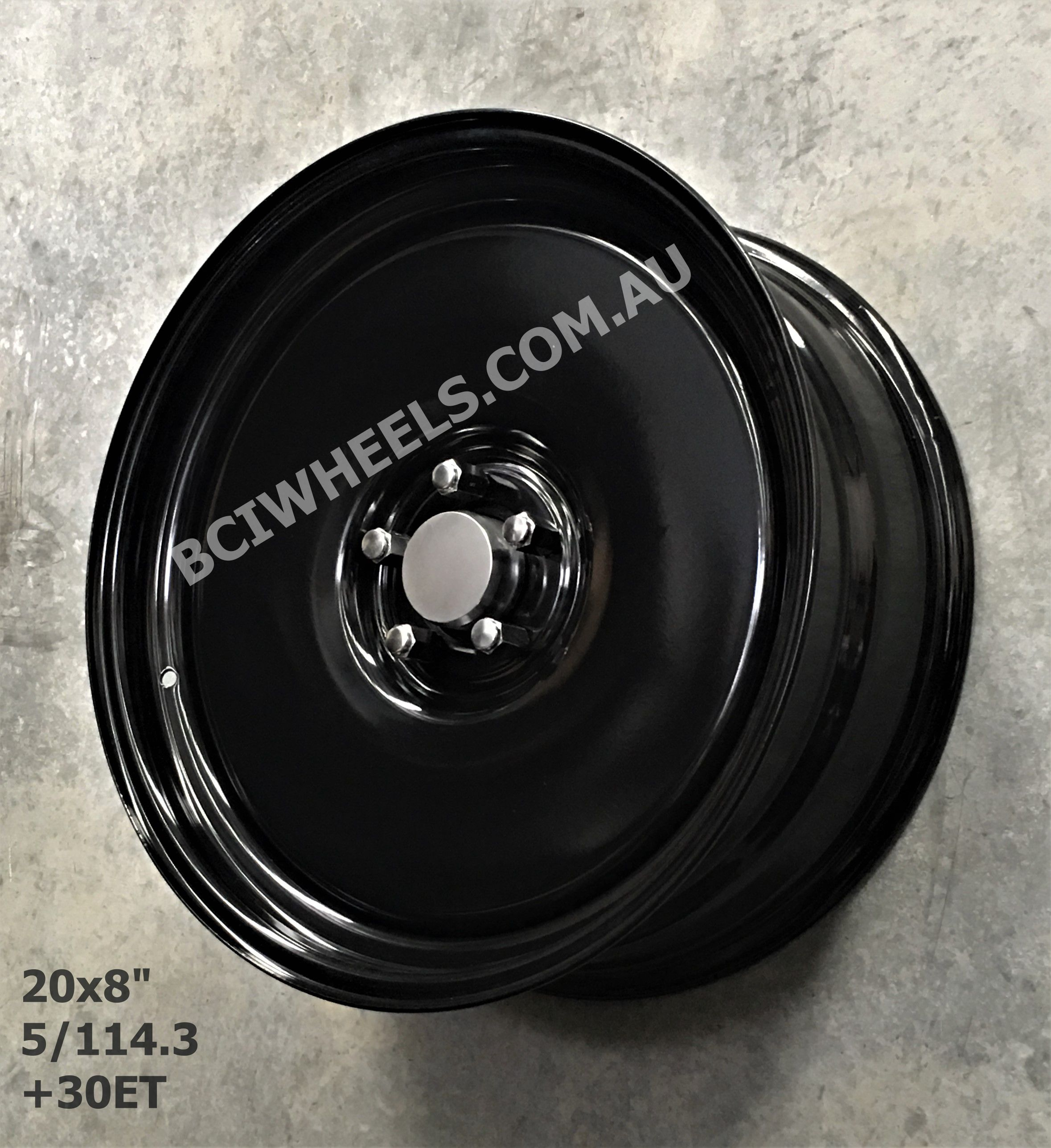 18 20 Steelies Bci Wheels
