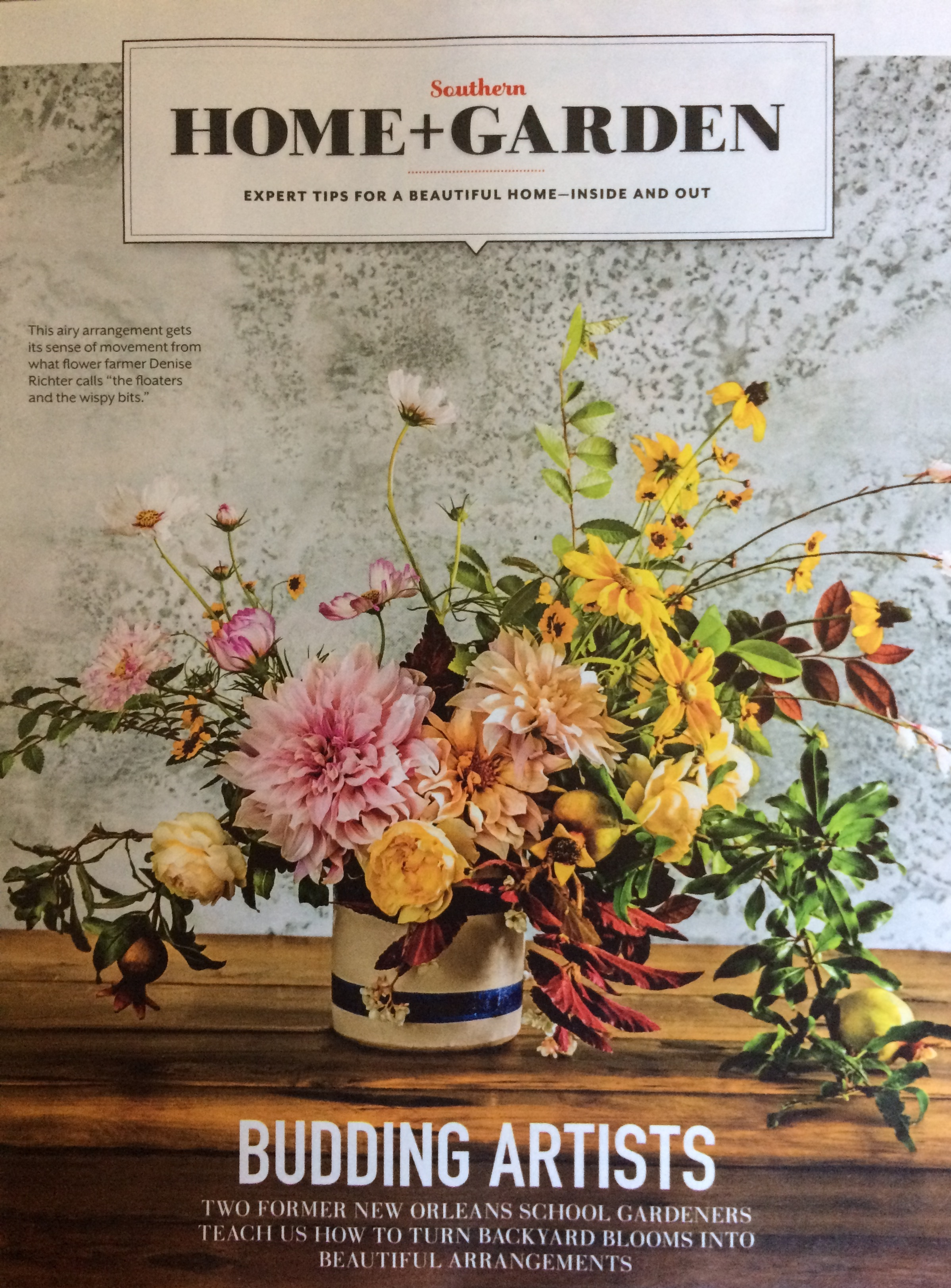 Southern Living - August 2016