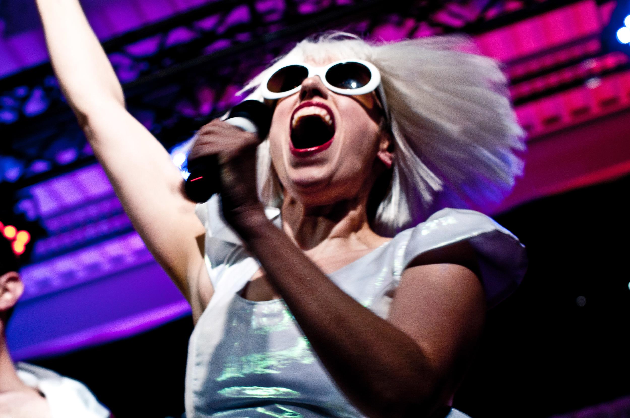 Athena Reich as Lady Gaga