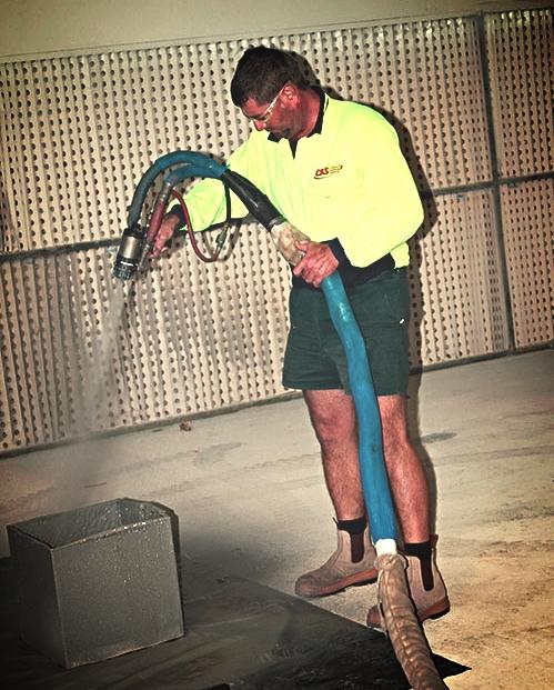 Wet & Dry Coating demonstration