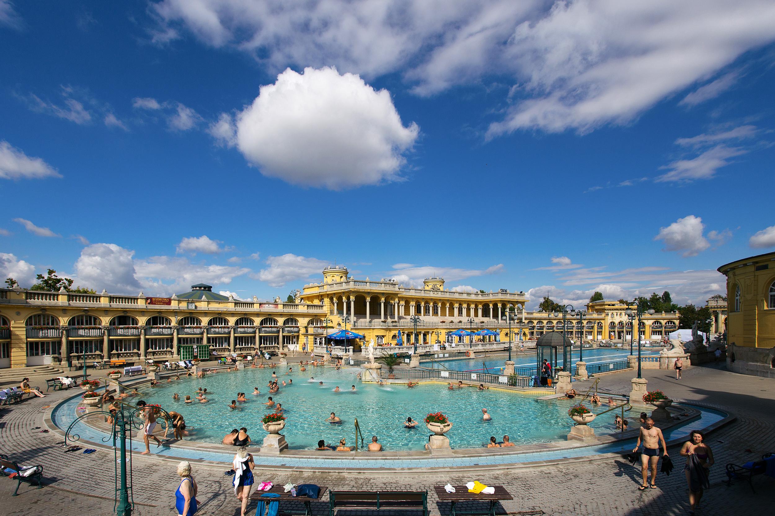 Széchenyi Thermal Bath