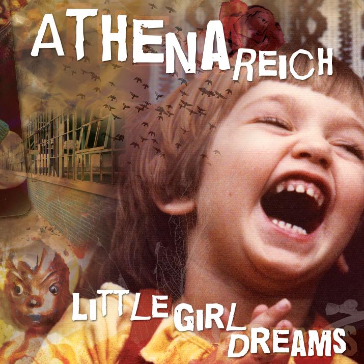 "Athena's 5th album, ""Little Girl Dreams"""
