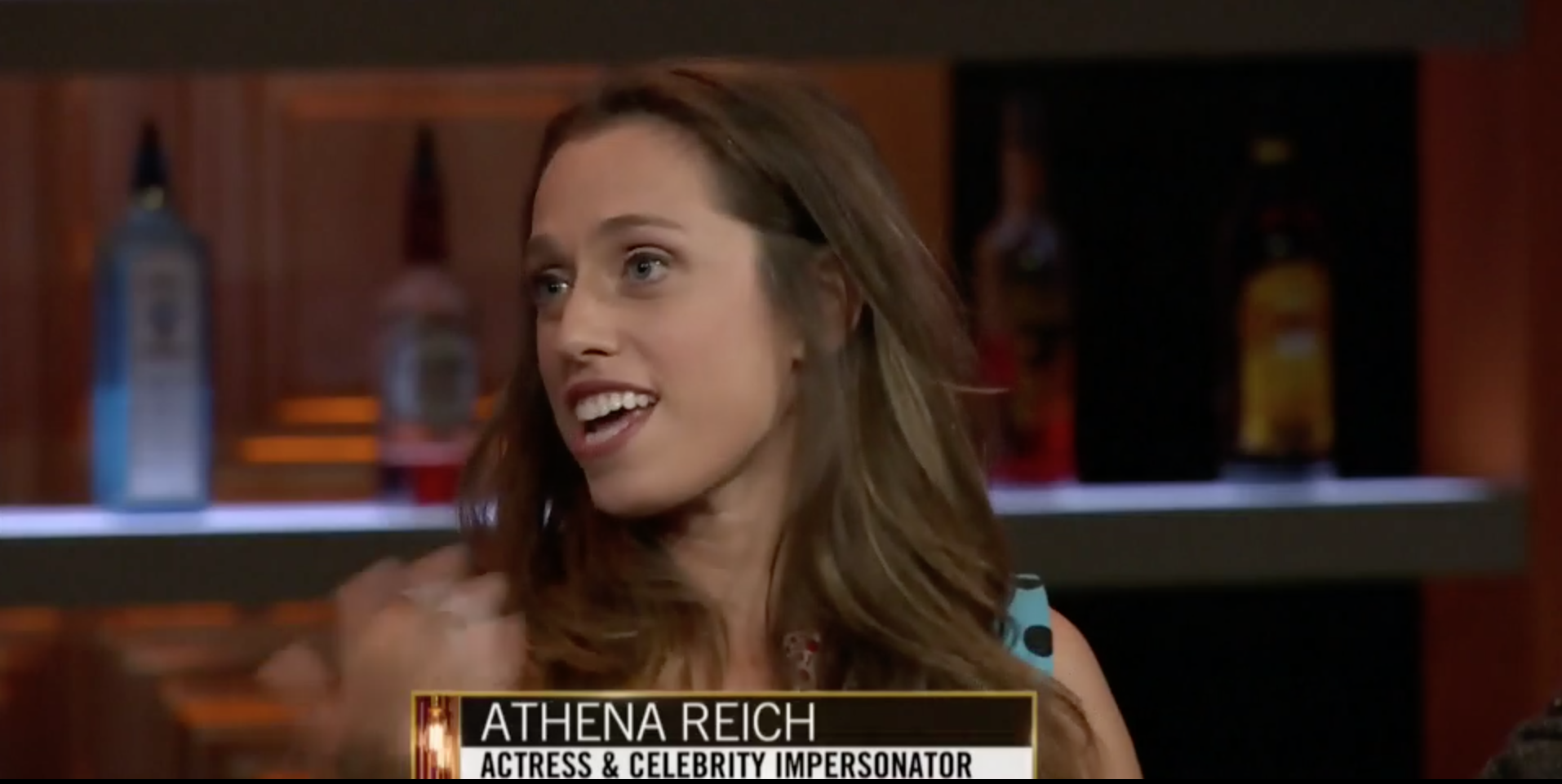 Athena on POP LIFE on CTV with Richard Crouse