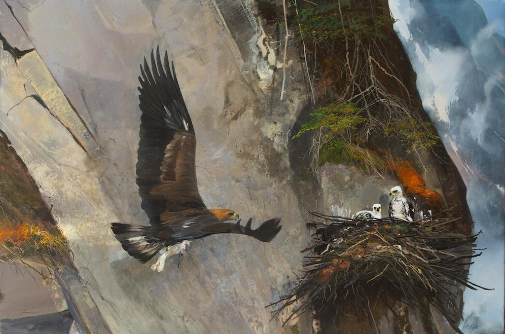 Under Eagles' Wings