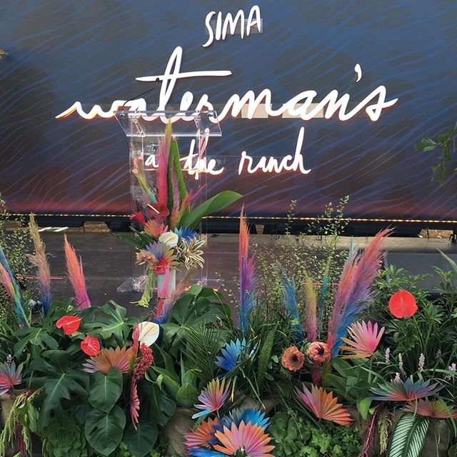 2019 Waterman's is a wrap! Thank you @sima_surf, @justcallmesparkz, @theranchlb, @roseparchment, @morea_nahani, #instantjungle, and Hayden!