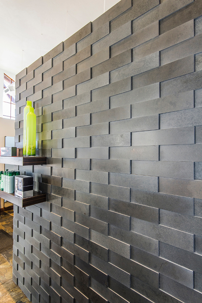 Living Room Feature Wall Decor: Project 7: Commercial Feature Wall