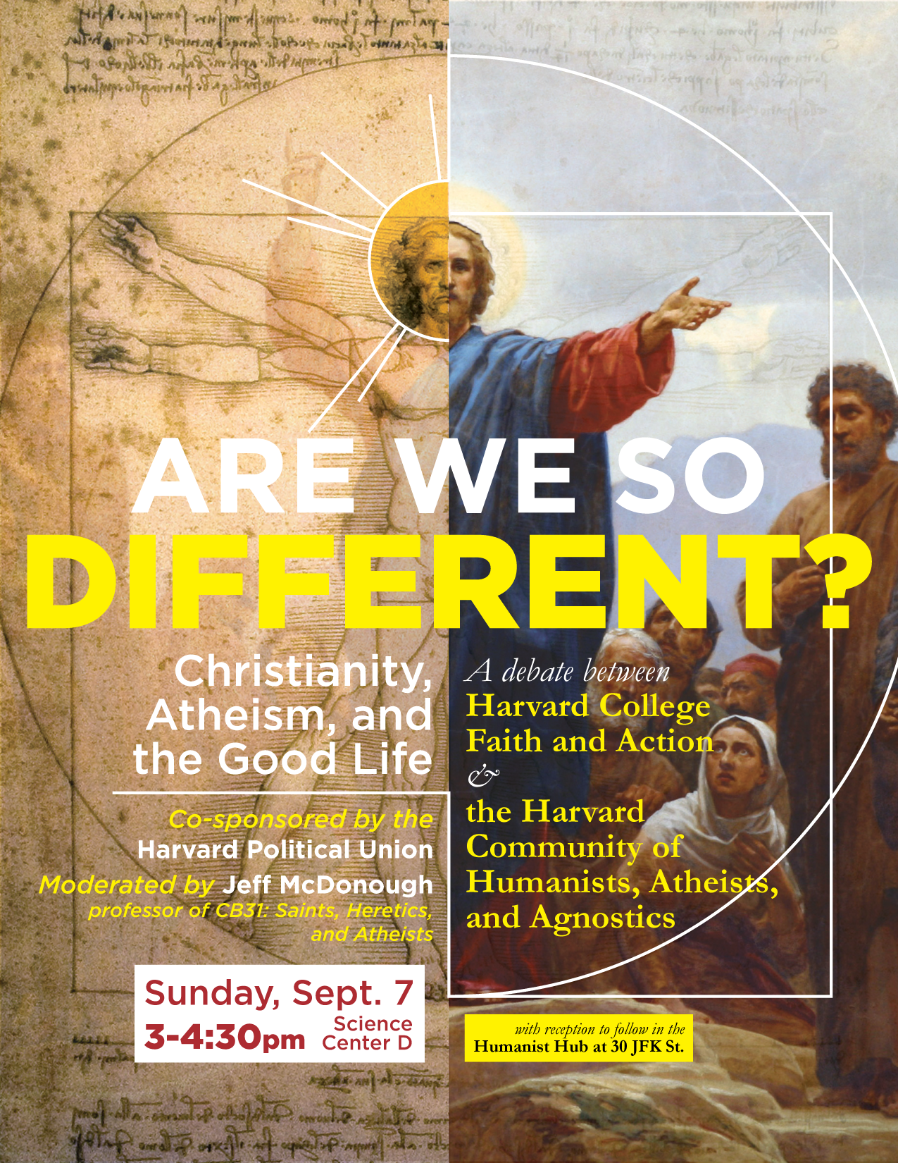 Are We So Different? Poster