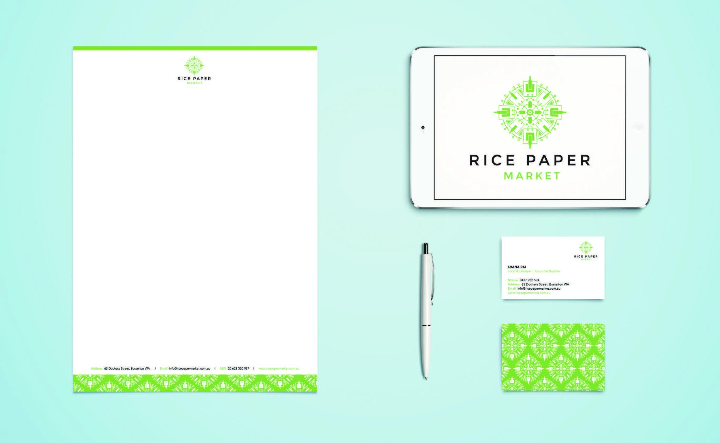 RicePaperMarket