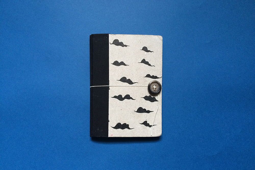 Handmade sketchbook 1
