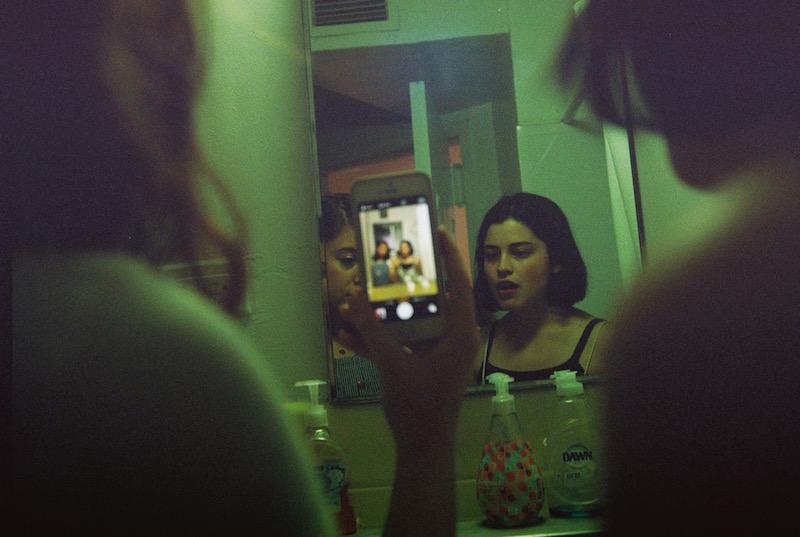 Petra Collins, from  Selfie  series, c.2013,© 2017 PETRA COLLINS.  http://www.petracollins.com/selfie/