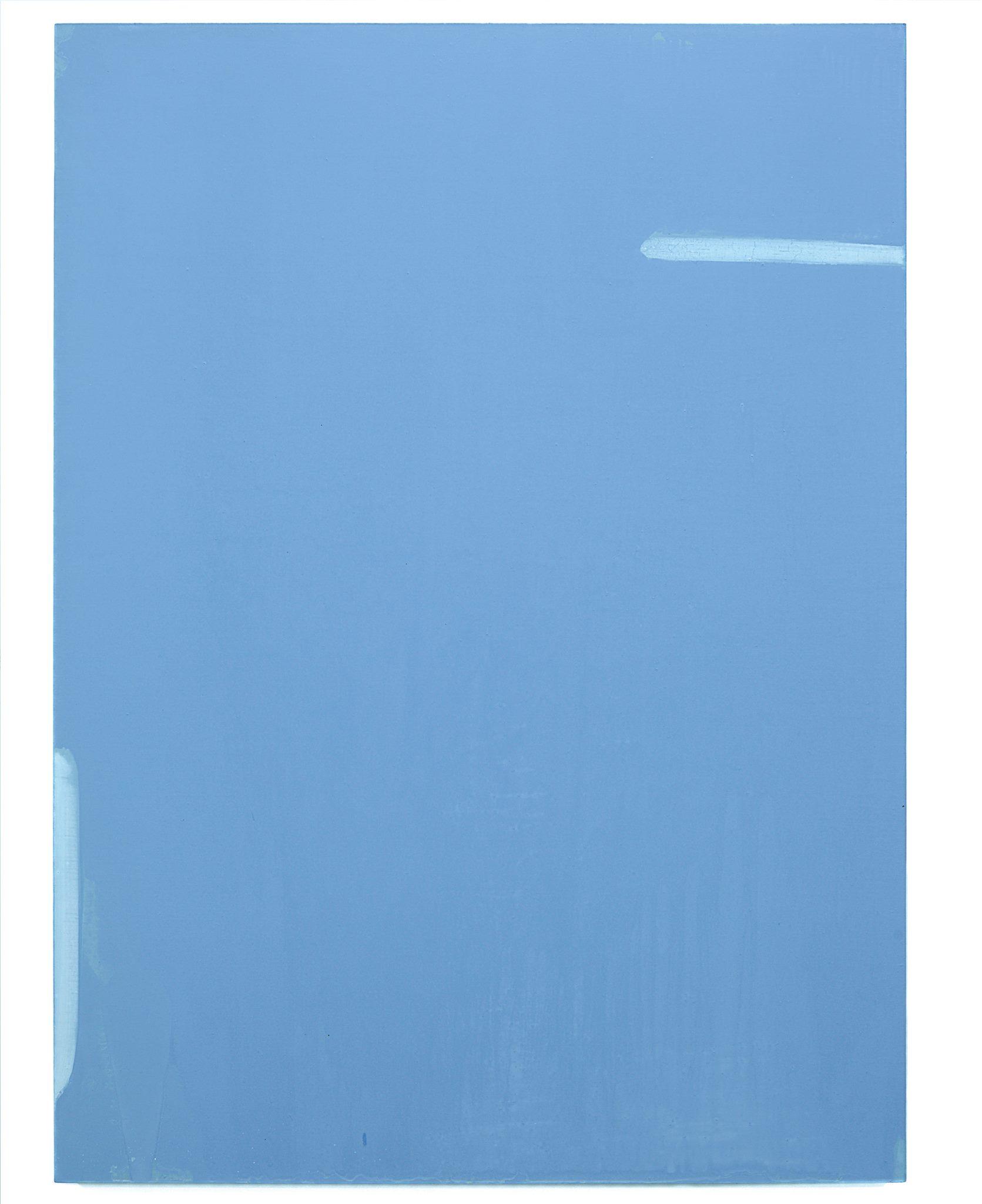 Blue on White (delft)  , Oil on Linen, 130 x 95cm, 2015.