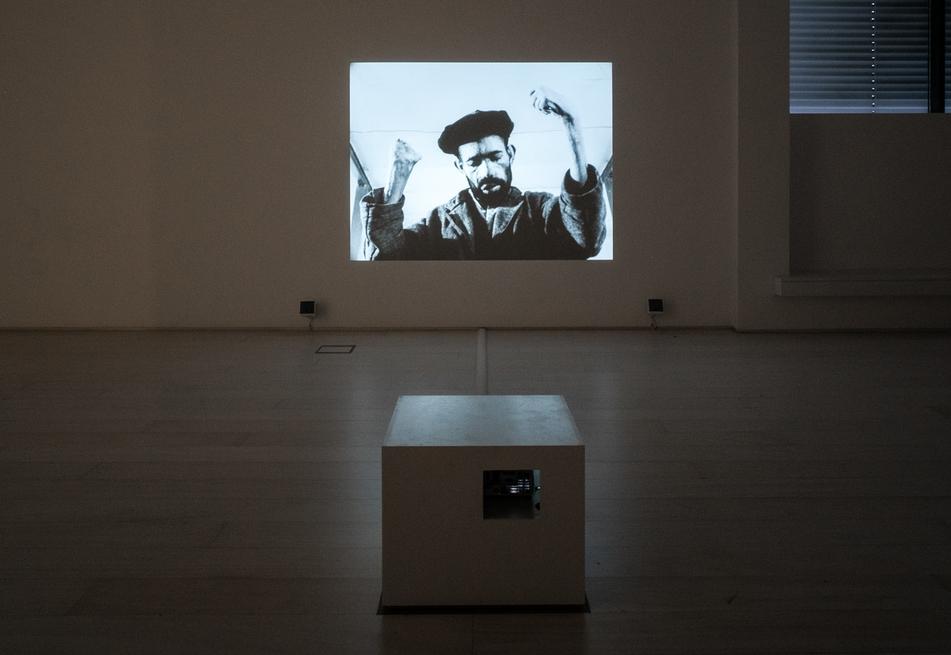 FOROUGH FARROKHZAD,The House Is Black, 1963. 21 min (Photo ©Mathias Voelzke)  EMST—National Museum of Contemporary Art