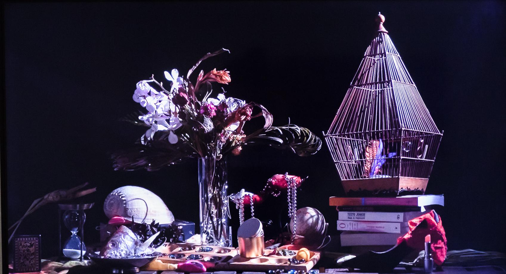 Dipali Gupta,  The Little Death  (2018), Digital video, 16:9 aspect ratio, colour.