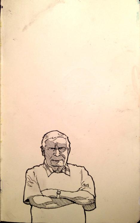 An emotional self portrait
