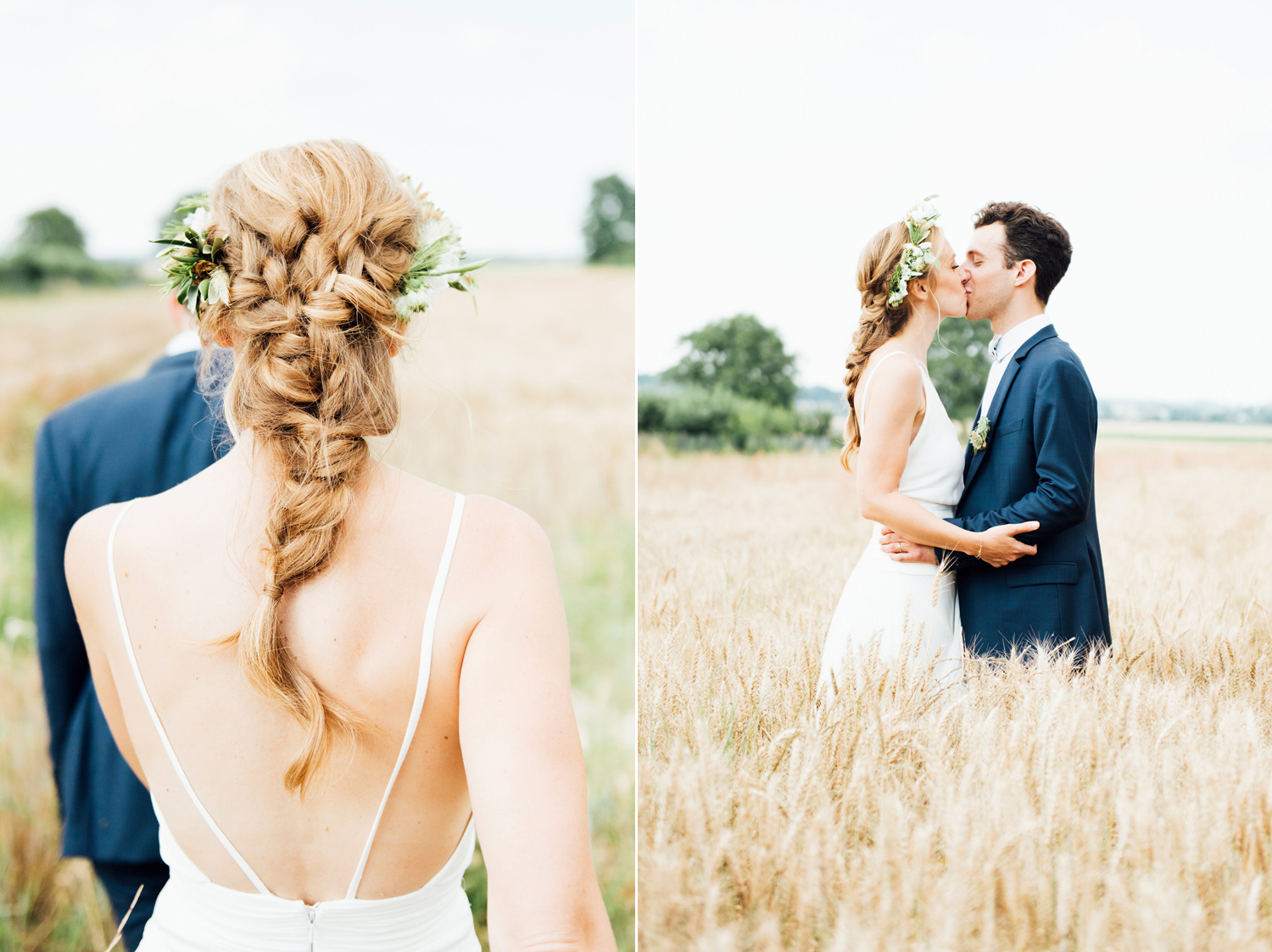 Hair and Makeup: Trine Juel // Photography: Katie Mitchell