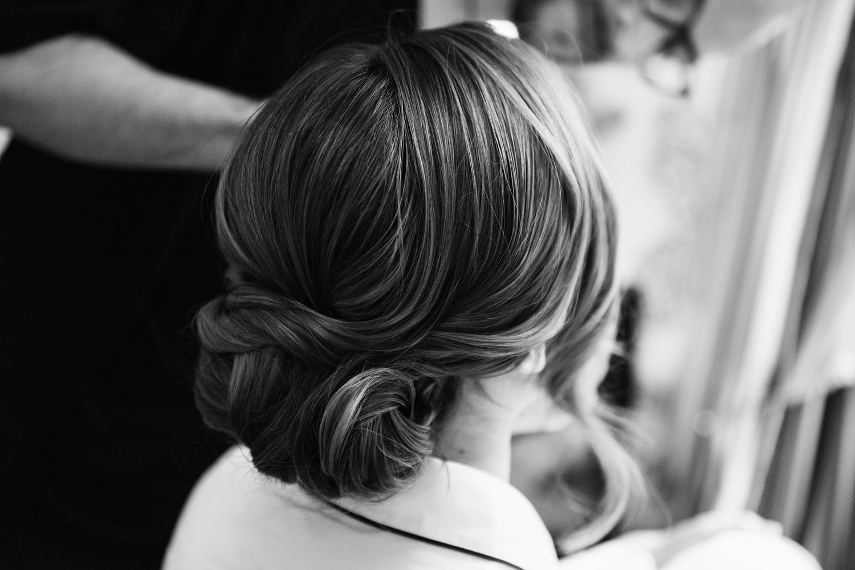 Hair: Ciara Constenoble // Photography: Katie Mitchell