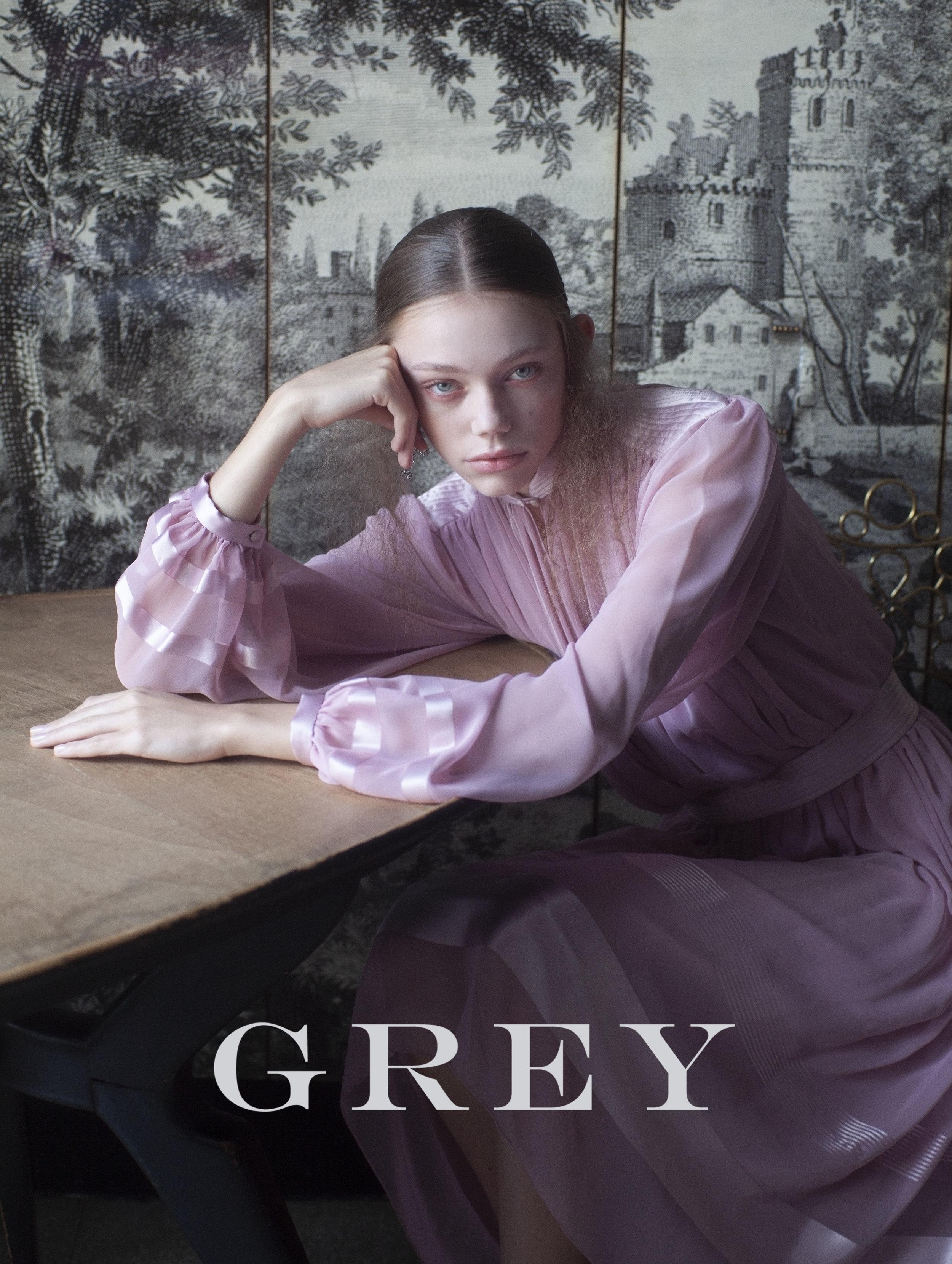 Grey Magazine -  Endless Dance