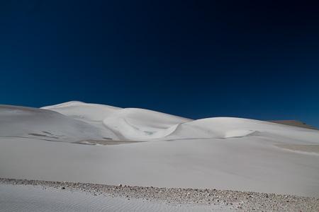 Puna Catamarqueña, Pumice fields