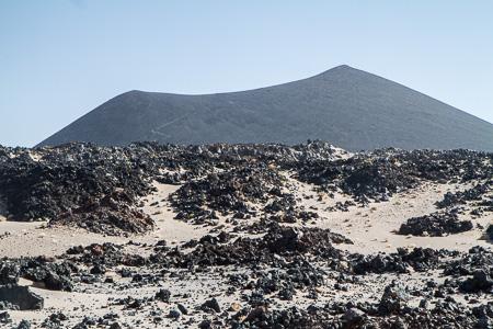 Lava field, Puna, Argentina