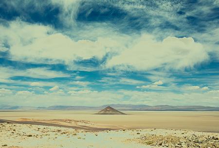 La Cona, Salt flats, Puna, Argentina