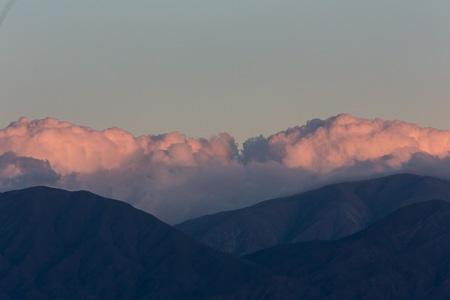 Sunset, Salta, Argentina