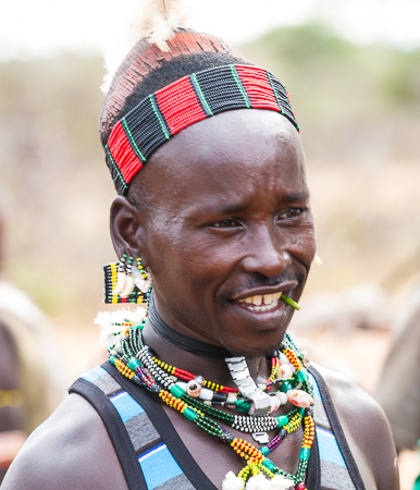 Bona tribesman