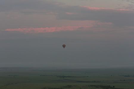 Balloon, Maasai Mara