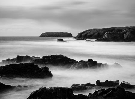 Lewis rocks and seas