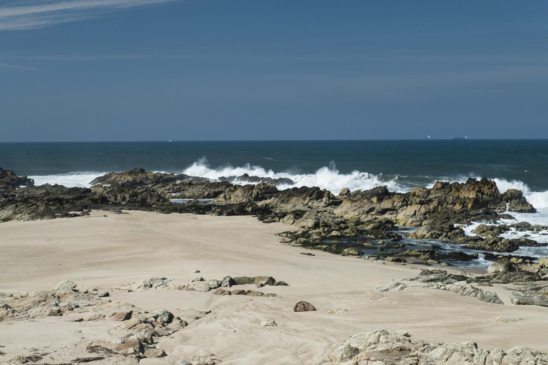 Coastal Camino route