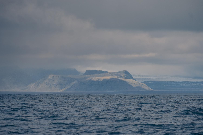Off Iceland