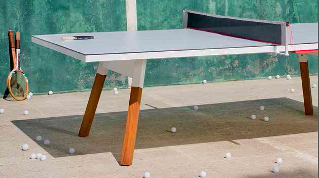 You and Me Table - outdoors table tennis and conventional table