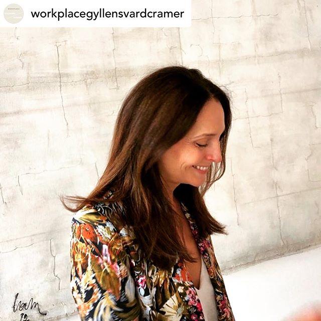 Hej ✨Jag vill berätta att C f Lifestyle Agency kommer att flytta kontoret till @workplacegyllensvardcramer i Göteborg, där vi kommer att visa de senaste inom design och inredning från varumärkena @seraxbelgium @selettiworld @kajsacramer och @oblure_official . Vi ses på plats i September.  #studio #network #office #creative #showroom #workspace