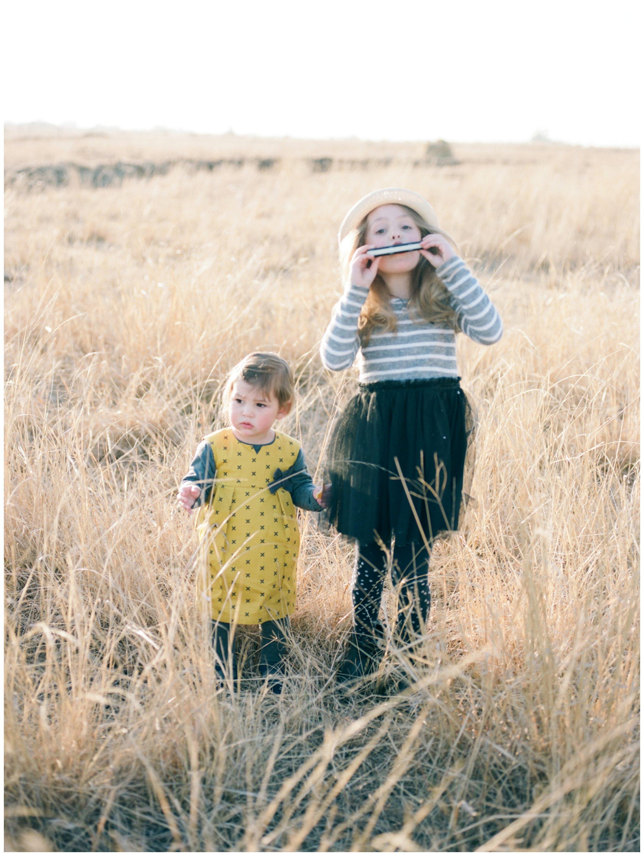 Farmlife - Analog Shoot with my Kids